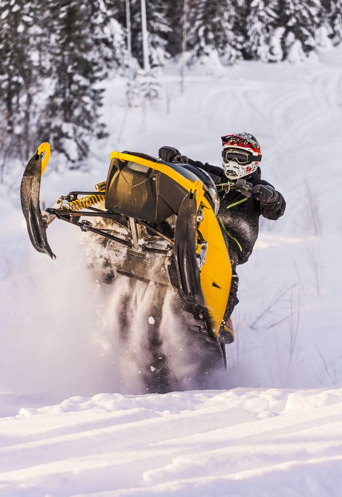 MICHIGAN'S LEADING SNOWMOBILE REPAIR CLINIC